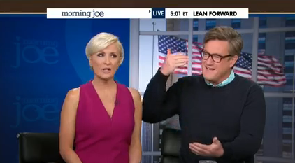 MSNBC Ratings Slip to Worst in Seven Years; Morning Joe Drops to Third Place
