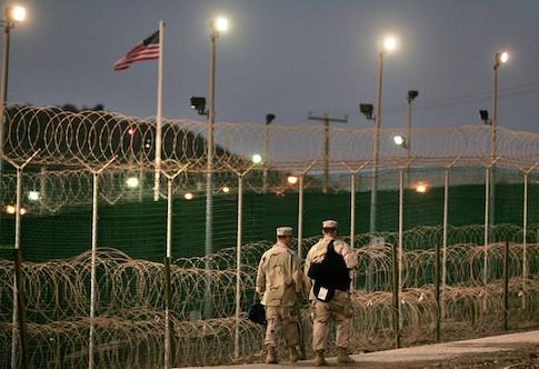 Guantanamo Bay U.S. Naval Base / AP