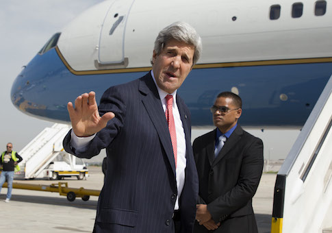 U.S. Secretary of State John Kerry / AP