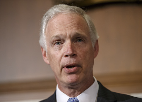 Sen. Ron Johnson (R., Wis.) / AP