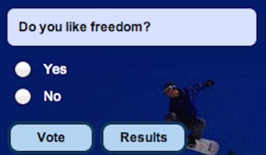 freedom poll