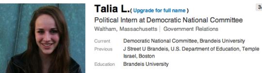 Talia Lepson LinkedIn