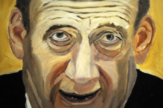 George W. Bush Ehud