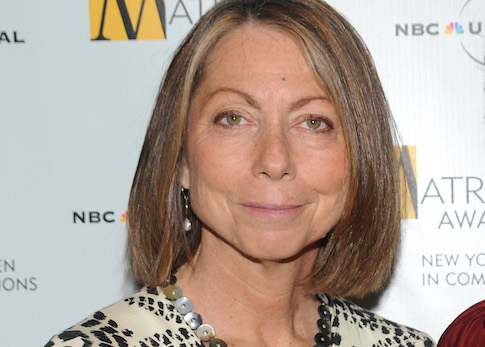Former New York Times executive editor Jill Abramson / AP
