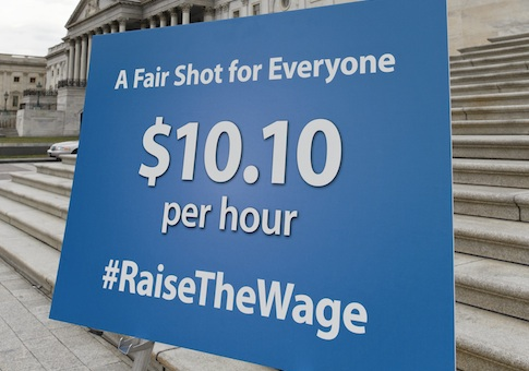 Senate Minimum Wage