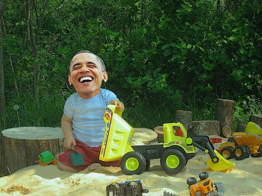 Obama Dump