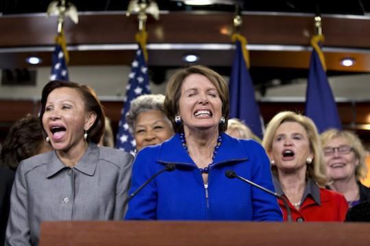 Democrats (AP)