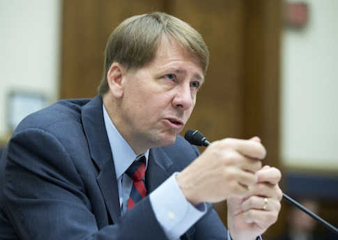Consumer Financial Protection Bureau Director Richard Cordray / AP