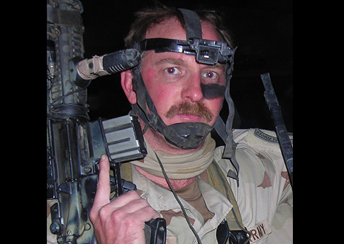 Special Forces Maj. Jim Gant / AP