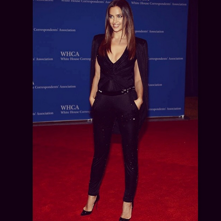 Irina Shayk Instagram