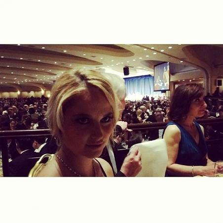 Genevieve Morton Instagram