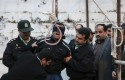 A man is prepared to be hanged in Iran / AP