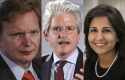 Jim Messina, David Brock, Neera Tanden