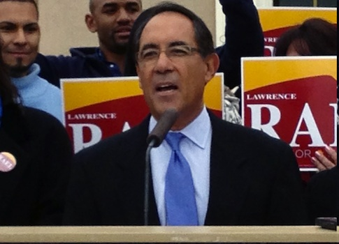 New Mexico gubernatorial candidate Lawrence Rael / AP