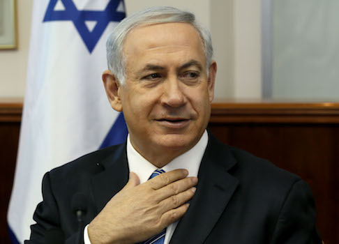 Israeli Prime Minister Benjamin Netanyahu  / AP