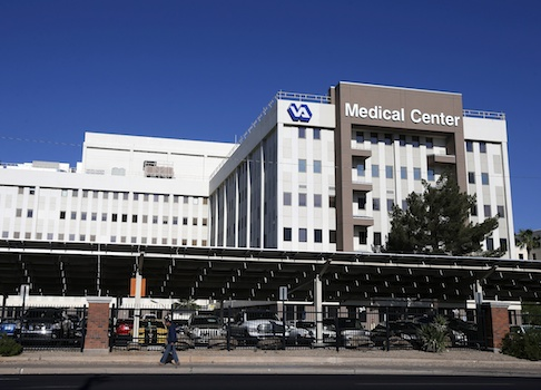 The Phoenix VA Health Care Center / AP