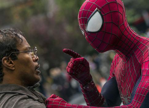 The Amazing Spiderman 2  / AP