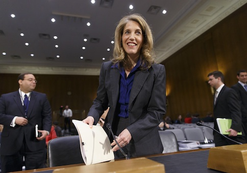 Sylvia Burwell testifies to the Senate Health, Education, Labor and Pensions Committe / AP