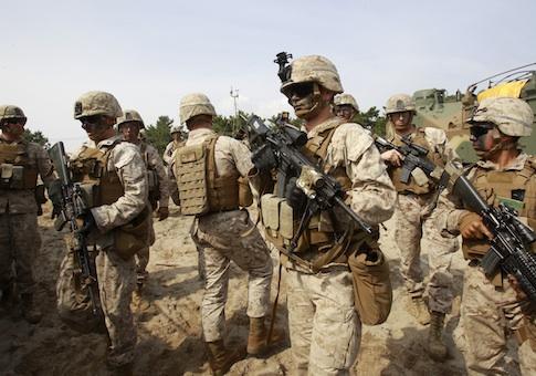 U.S. Marines / AP