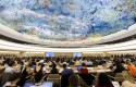 Delegates attend the opening of the 26th session of the Human Rights Council at the European headquarters of the United Nations, in Geneva, Switzerland / AP