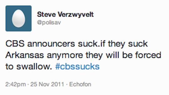 CBS sucks