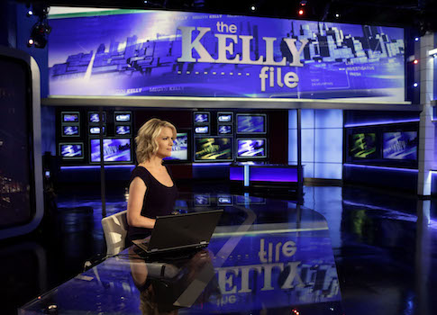 Megyn Kelly, host of Fox News Channel's 'The Kelly Files' / AP