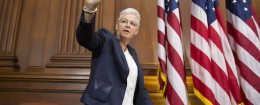 Environmental Protection Agency Administrator Gina McCarthy / AP
