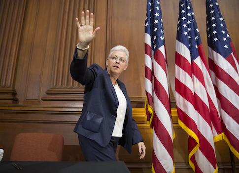 Environmental Protection Agency Administrator Gina McCarthy / AP