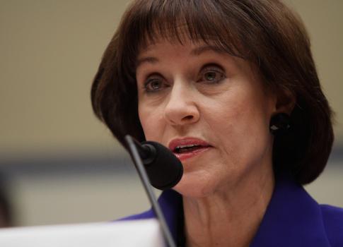 Former Internal Revenue Service official Lois Lerner / AP