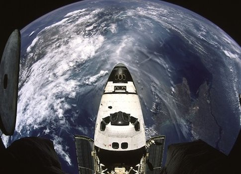 NASA's Space Shuttle Atlantis / AP
