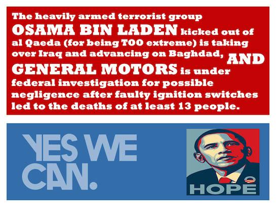 Obamaslogan