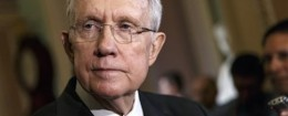 Senate Majority Leader Harry Reid (D., Nev.) / AP