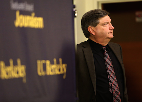 New York Times Reporter James Risen / AP