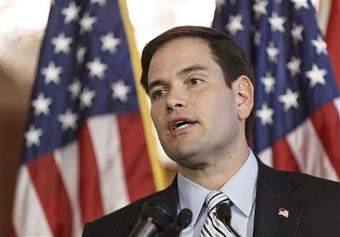 Sen. Marco Rubio, (R.,Fla.) / AP