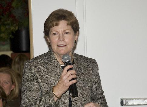Sen. Jeanne Shaheen (D., N.N.) / AP