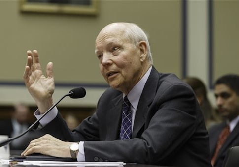 IRS Commissioner John Koskinen / AP