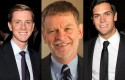 Chris Hughes, Gara Lamarche, Sean Eldridge