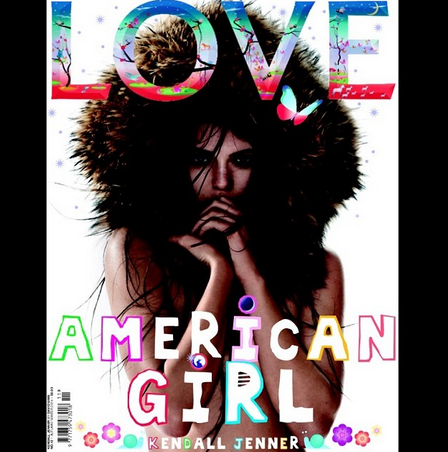 Love Magazine Instagram