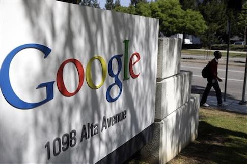 Google / AP