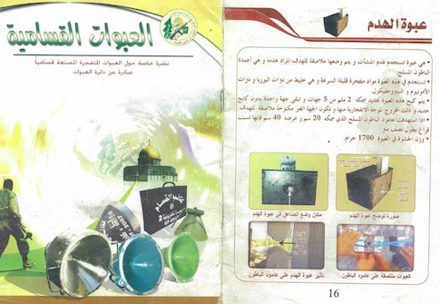 Hamas handbook