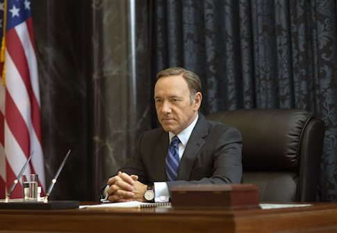 """House of Cards"" received $11.5 million in tax incentives from Maryland / AP"