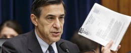 House Oversight Committee Chairman Rep. Darrell Issa, (R., Calif.) / AP