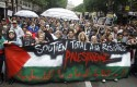 Thousands gather in Paris to protest against Israel / AP