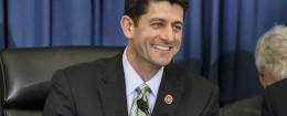 House Budget Committee Chairman Rep. Paul Ryan, (R., Wis.) / AP