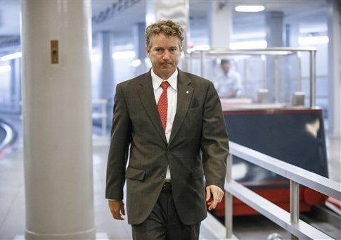 Sen. Rand Paul (R.,Ky.) / AP