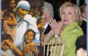 mother teresa clinton