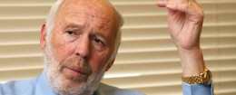 Hedge fund manager Jim Simons / AP