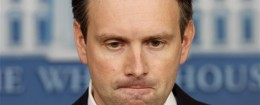 Josh Earnest (AP)