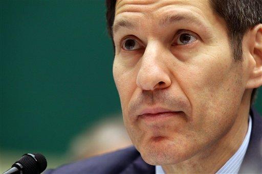 CDC director Thomas Frieden (AP)