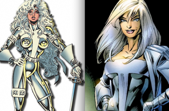 Silver Sable comes in many styles. Not sure which I prefer tbh.